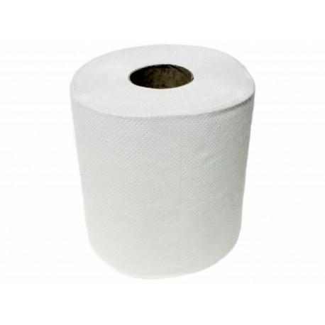 Ręcznik papierowy biały maxi listkowany
