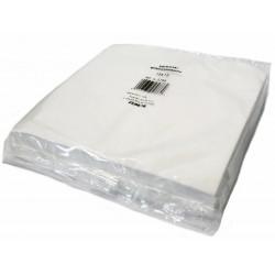 Serwetki gastronomiczne 15x15 a500 białe papierowe