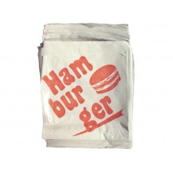 Torebki do hamburgerów 500 szt.