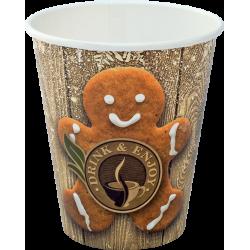 Kubki papierowe 0,3 l/50 szt. jednorazowe do kawy