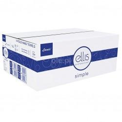 Ręcznik celulozowy składany V (ZZ) 3000 szt. biały / karton