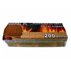 Rozpałka do grilla/kominka EKO 40 kostek
