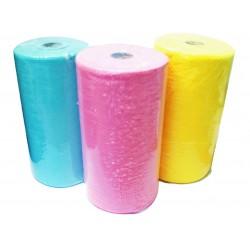 Ścierka kuchenna włókninowa 110 szt. różowa rolka