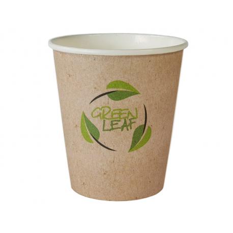 Kubki papierowe 400 ml/50 szt. jednorazowe do kawy EKO