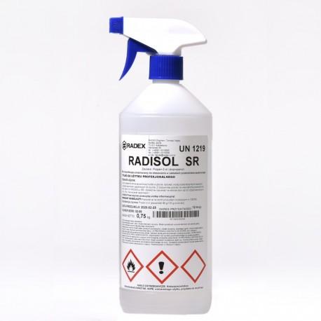 Bakteriobójczy płyn środek do dezynfekcji rąk
